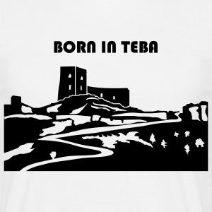born in Teba - T-shirt Homme