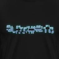Design ~ Glitchneto T-shirt (Men's Shirt)