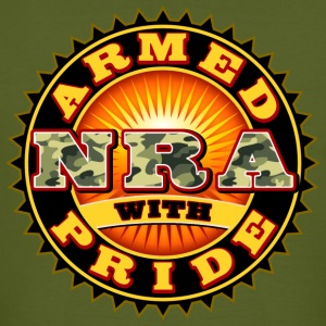 NRA - National Rifle Association T-Shirts - Männer Bio-T-Shirt
