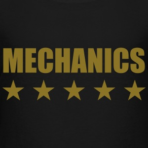 Mechanics Skjorter - Premium T-skjorte for barn
