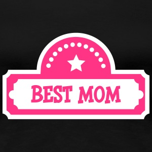 Best Mom T-shirts - Dame premium T-shirt