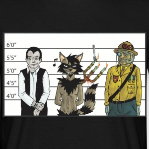 Unusual Suspects Tee shirts - T-shirt Homme