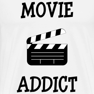 Movie Addict T-Shirts - Men's Premium T-Shirt