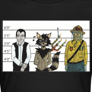 Unusual Suspects Tee shirts - T-shirt Femme