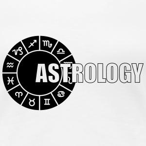 Astrology T-Shirts - Frauen Premium T-Shirt