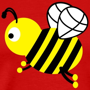 cute bee T-Shirts - Men's Premium T-Shirt