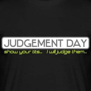 judgement day T-Shirts - Men's T-Shirt