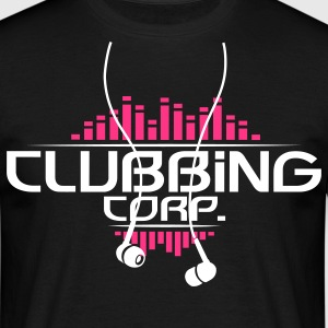 TSHIRT CLUBBING CORP by Florian VIRIOT - T-shirt Homme