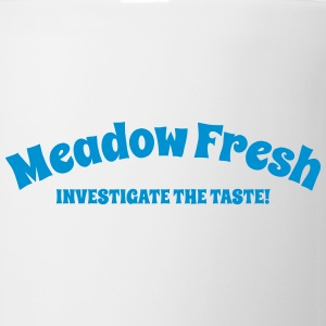 Meadow Fresh (logo) - Tasse