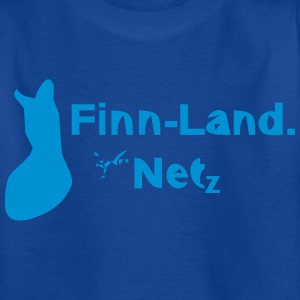 Kleiner Finn - Teenager T-Shirt
