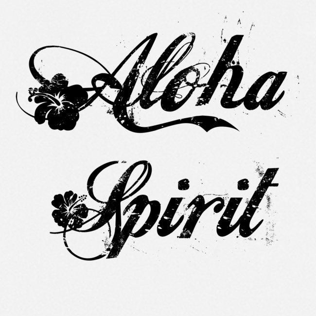 """Tablier de cuisine """"Aloha"""""""