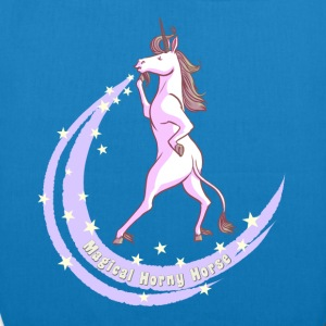 Magical Horny Horse Bags & backpacks - EarthPositive Tote Bag