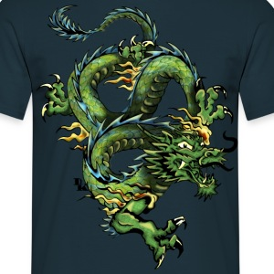 dragon chinois 202 Tee shirts - T-shirt Homme