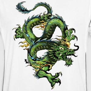 dragon chinois 202 Tee shirts - Maillot de football Homme