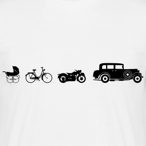 Oldtimer Evolution T-Shirts - Men's T-Shirt