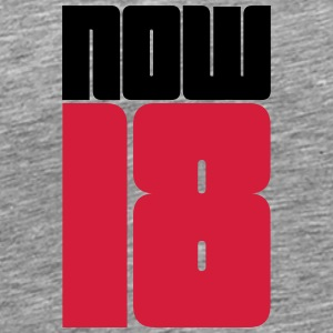 Now 18 Tee shirts - T-shirt Premium Homme
