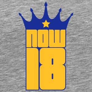 Now 18 King Tee shirts - T-shirt Premium Homme
