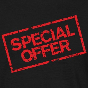 Special Offer (Red) T-Shirts - Men's T-Shirt