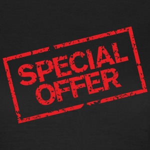 Special Offer (Red) T-Shirts - Women's T-Shirt