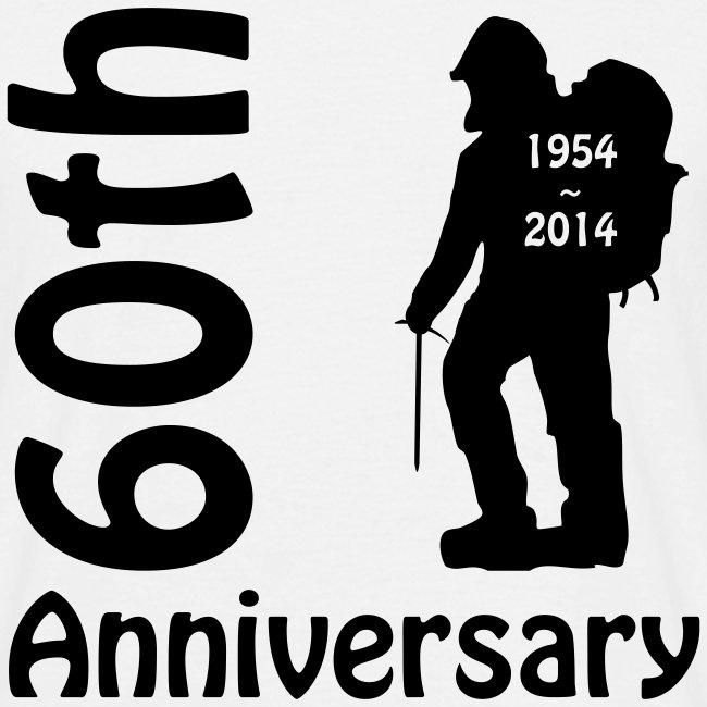 Men's Standard 60th Mountaineer T