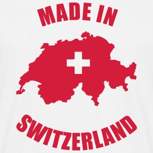 Made in Switzerland T-Shirts - Men's T-Shirt