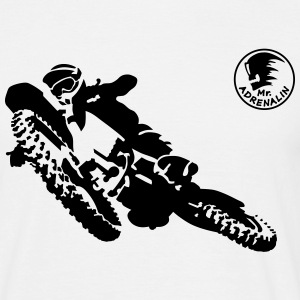 Motocross T-Shirts - Men's T-Shirt