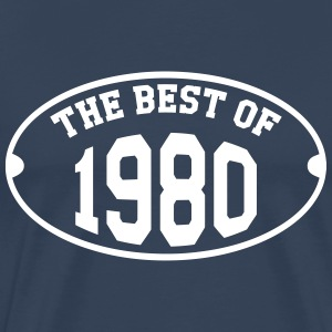 The Best of 1980 T-Shirts - Männer Premium T-Shirt