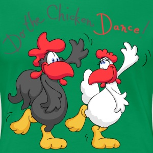 Do the Chicken Dance T-Shirts - Women's Premium T-Shirt