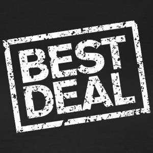 Best Deal (Weiß) T-Shirts - Women's T-Shirt