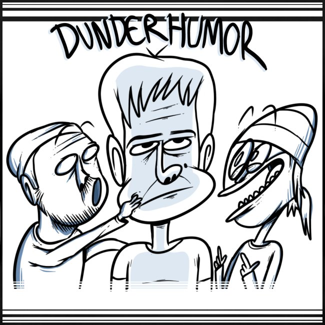 Tecknad DunderHumor (DAM)