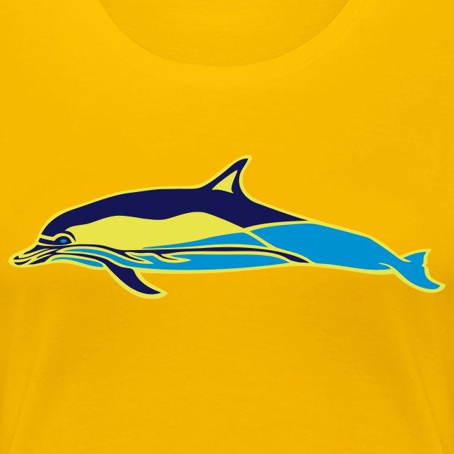 OCEANO Shirt gewöhnlicher Delfin
