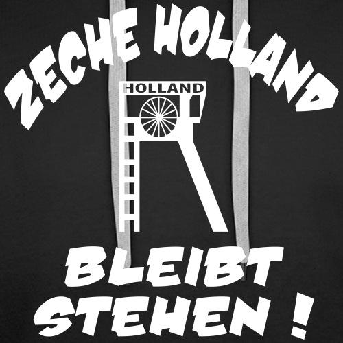 Zeche Holland bleibt stehen !