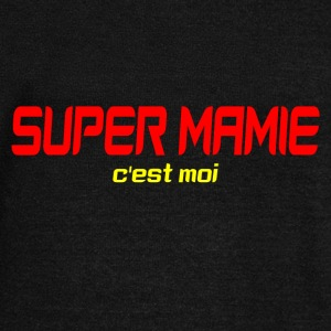 Super mamie Sweat-shirts - Pull Femme col bateau de Bella