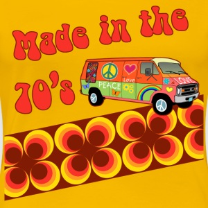 made in the 70s T-Shirts - Frauen Premium T-Shirt