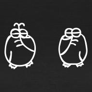 Motiv ~ Facepalm - T-Shirt - Girlie (schwarz)