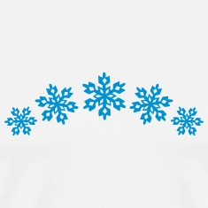 5 Ice Stars, Snowflake, Winter sports, winner, ski T-Shirts