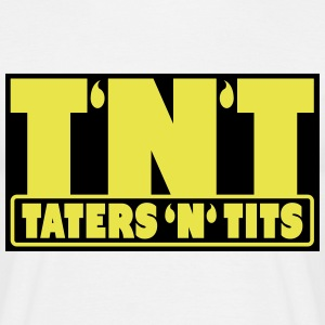 Taters n Tits 1 - T-shirt Homme