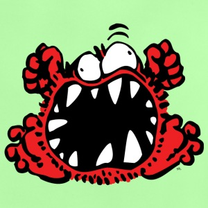Angry Little Cartoon Monster by Cheerful Madness!! Shirts - Baby T-Shirt