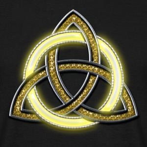 Sun Triquetra.png Tee shirts - T-shirt Homme