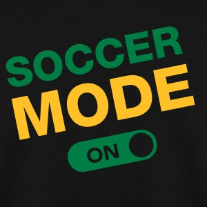 Soccer Mode (On) Hoodies & Sweatshirts - Men's Sweatshirt