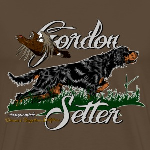 gordon_and_grouse T-Shirts - Männer Premium T-Shirt