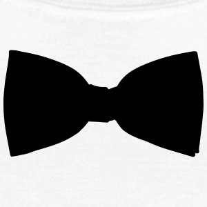 Bow tie Tee shirts - T-shirt Femme