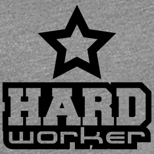 Hard Worker Star T-shirts - Vrouwen Premium T-shirt