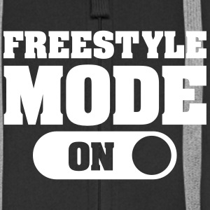 Freestyle Mode (On) Sweaters - Mannenjack Premium met capuchon