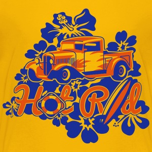 Hawaii Rod T-shirts - Teenager premium T-shirt
