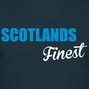 Scotlands Finest T-Shirts - Men's T-Shirt