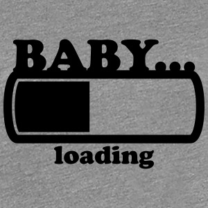 Loading Baby Boy Design T-Shirts - Women's Premium T-Shirt