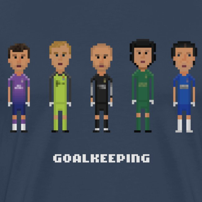 Men T-Shirt - Goalkeeping
