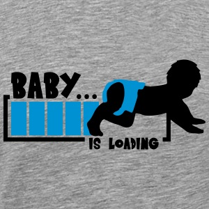Baby Is Loading Boy Tee shirts - T-shirt Premium Homme