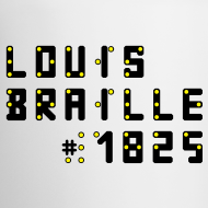 Motiv ~ Louis-Braille-1825-Tasse